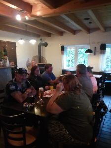 """3. öffentlicher Stammtisch in der Pizzeria """"zum Olli"""" / Goldkronach"""